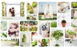 Оформление свадьбы в стиле эко — идеи для декора зала и стола