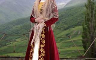 Кабардинская свадьба — национальные традиции и обычаи