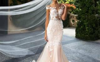 Как выбрать свадебные платья для второго брака