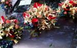 Украшение на капот свадебной машины своими руками