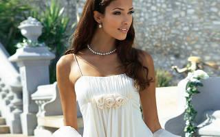 Летнее свадебное платье — модные и стильные фасоны