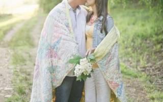 Годовщины свадьбы до года — как отпраздновать и что дарить