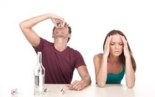 Как жить с мужем-алкоголиком — советы психолога