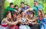 Сценарий для свадьбы — гавайской, радужной, кожаной, в стиле стиляг