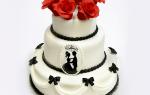 Расчет веса торта на свадьбу — сколько нужно грамм на человека?