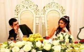 Азербайджанская свадьба — традиции и обычаи