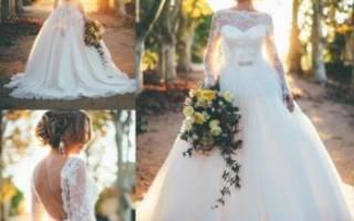 Свадебное платье для беременных — фасоны скрывающие живот