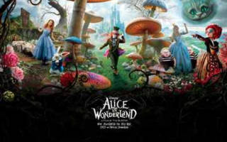 Свадьба в стиле Алиса в стране чудес — оформление, аксессуары