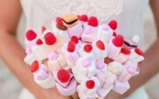 Самые креативные и необычные свадебные букеты