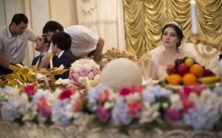 Дагестанские свадьбы — народные обычаи и традиции