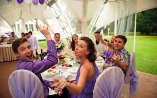 Смешные конкурсы на свадьбу — самые веселые и оригинальные
