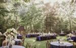 Организация свадьбы на природе, за городом